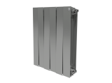 Радиатор Royal Thermo PianoForte 500/Silver Satin - 10 секц