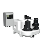 Grundfos Канализационная установка MULTILIFT M.12.1.4 (4м)