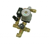 BARBERI Комплект для насосной группы с термостатическим клапаном